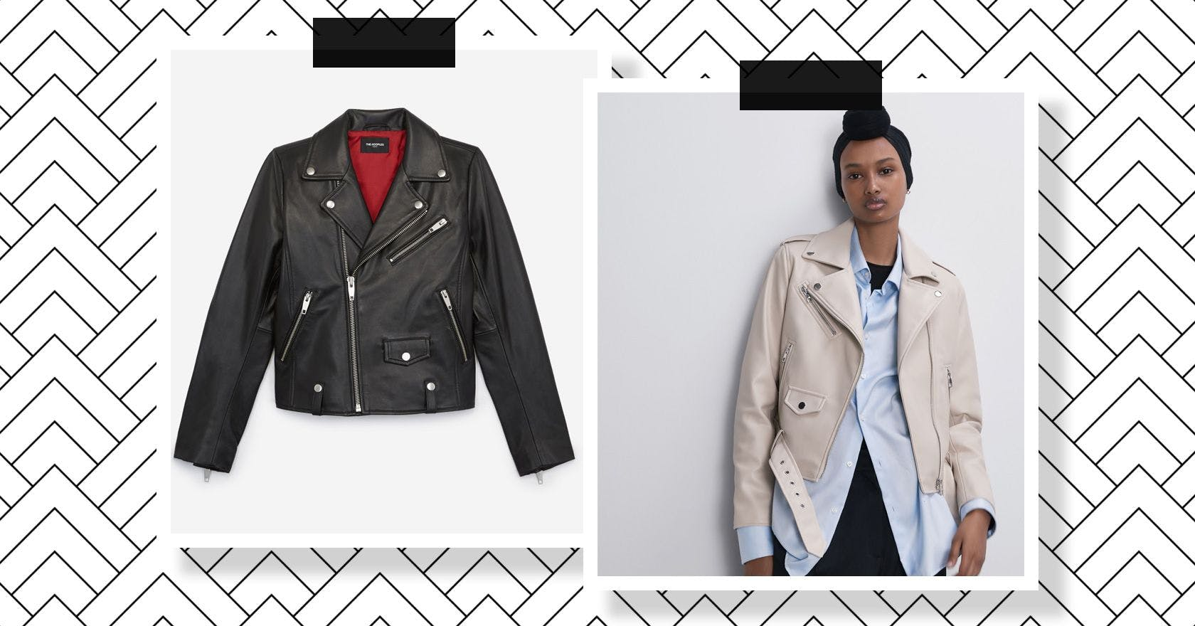 7 leather biker jackets that are the perfect trans-seasonal piece