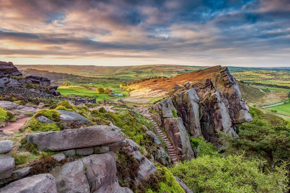October staycations - Peak District