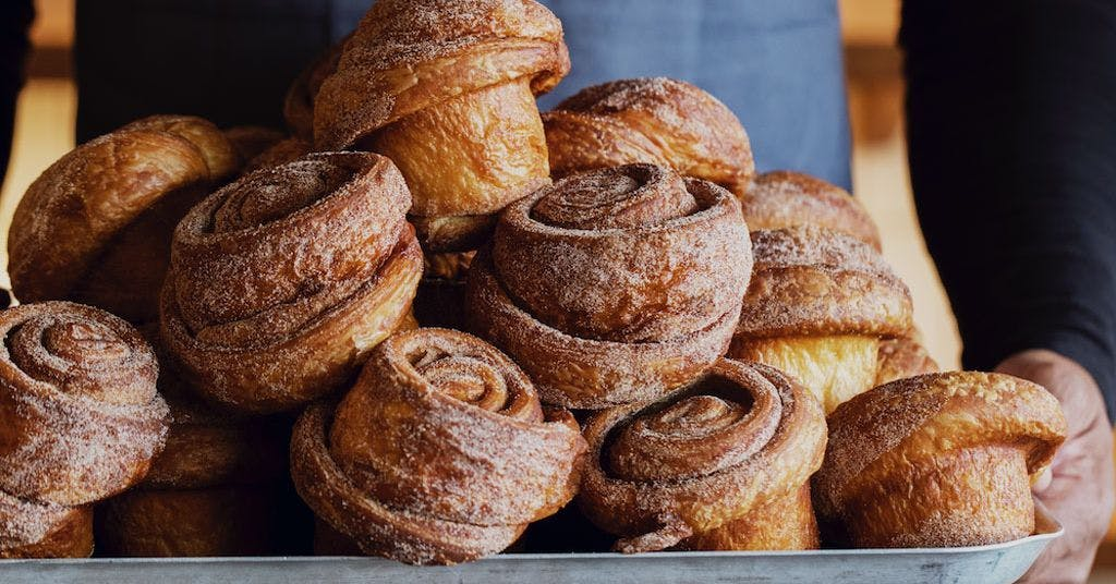 Gail's sweet cinnamon buns are the ultimate autumnal treat. Here's how to make them at home
