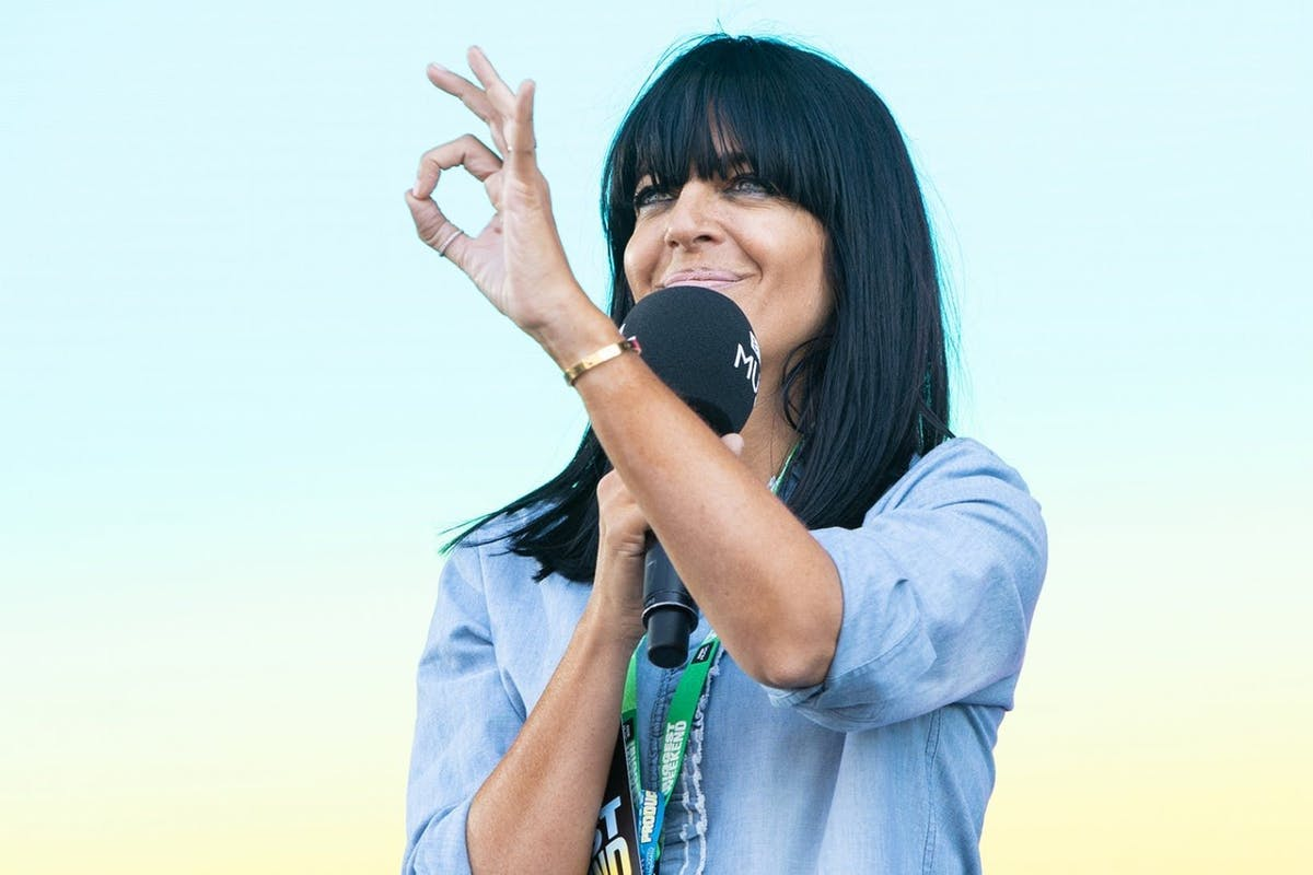 """Claudia Winkleman pays tribute to NHS nurses who were there for her at """"most terrifying"""" moment"""