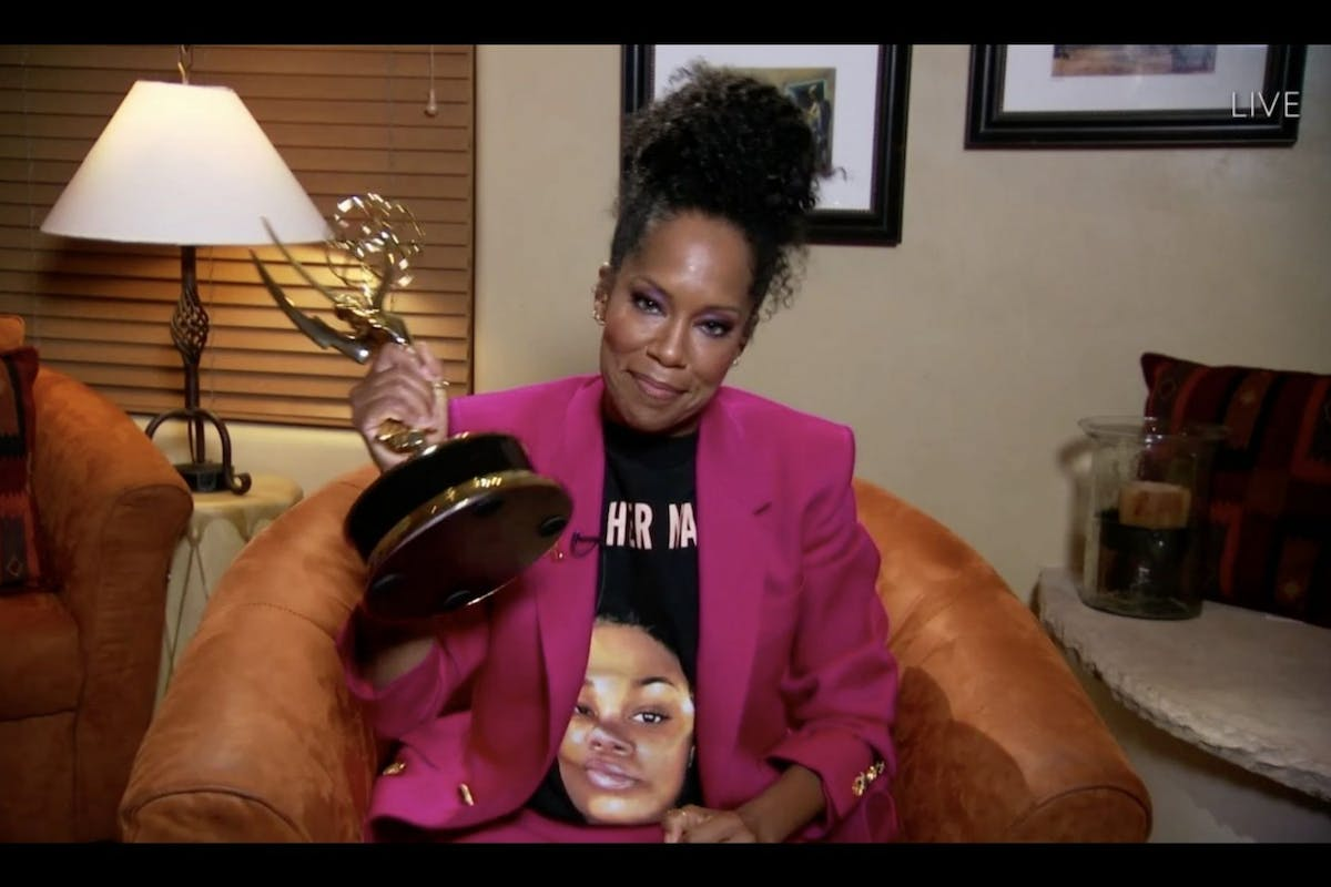 Regina King's 2020 Emmy Awards acceptance speech