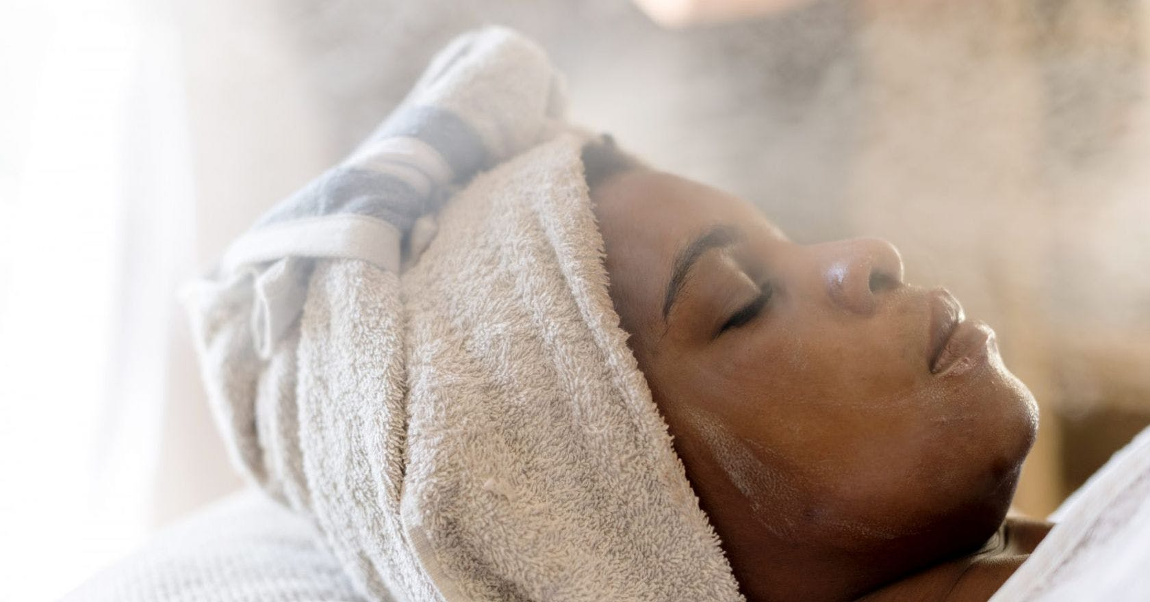 Could face steaming be the key to a healthy, clear complexion?