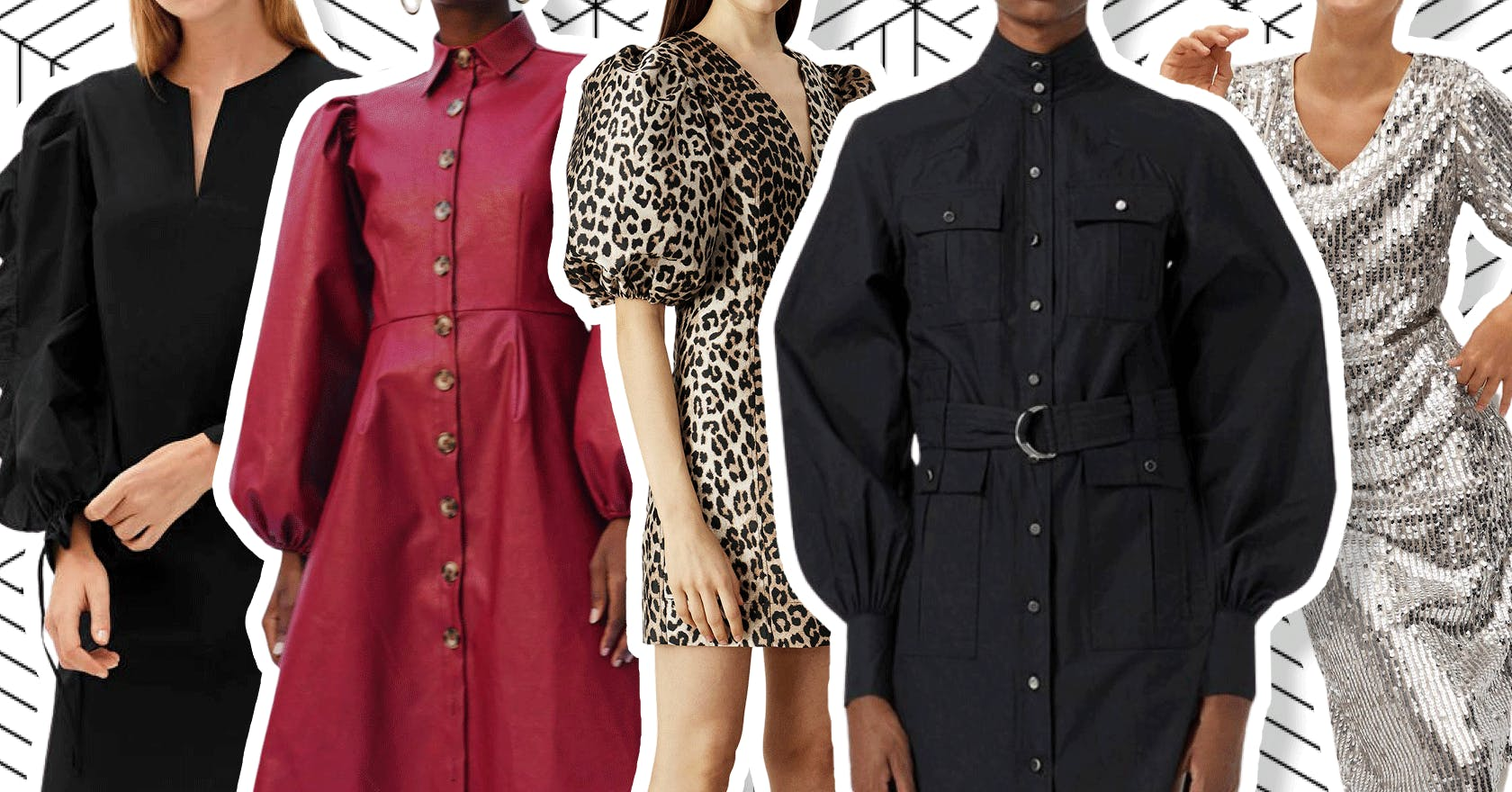 11 statement sleeve dresses that will elevate your everyday style