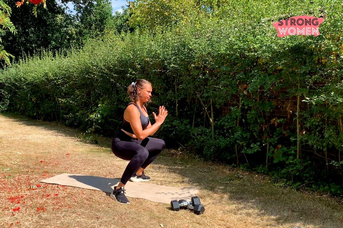 cardio-workout-endurance-training-strong-women