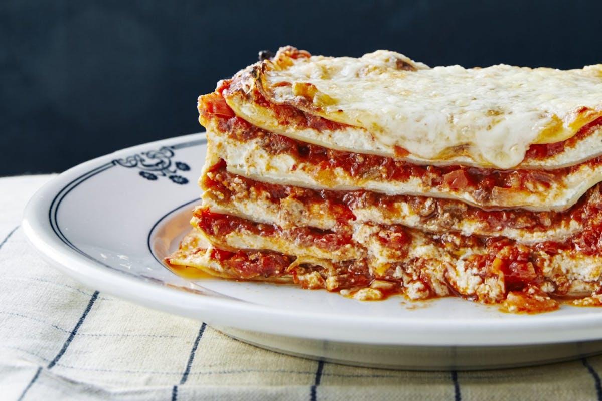 beef, pork and veal lasagne recipe