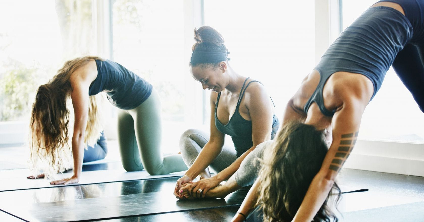 """""""How vibration yoga got me out of my post-holiday slump"""""""