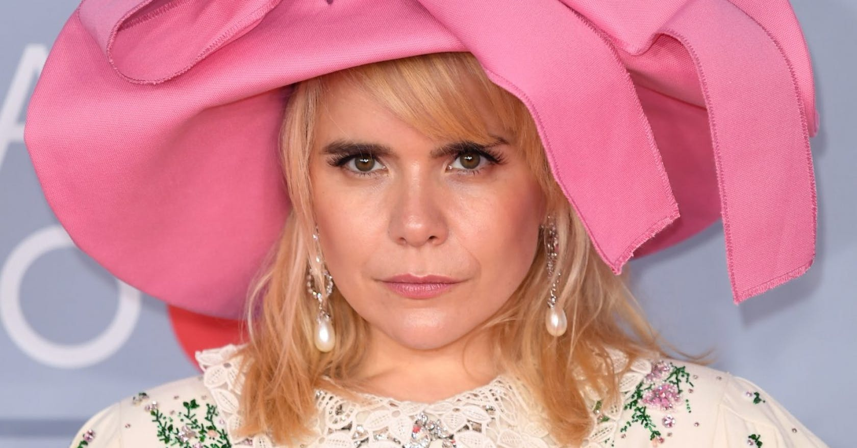 The frustrating truth behind Paloma Faith's beautiful pregnancy annoucenement