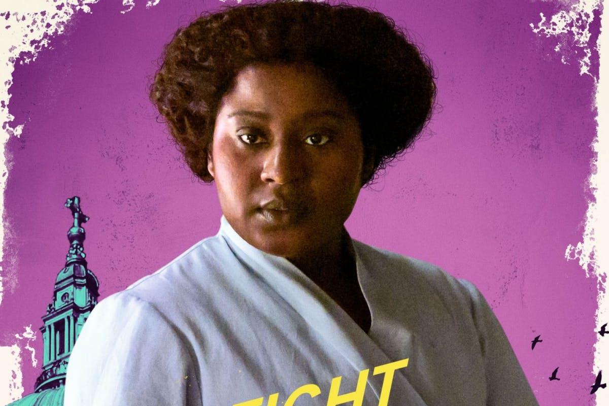 Netflix's Enola Holmes: Susan Wokoma as Edith