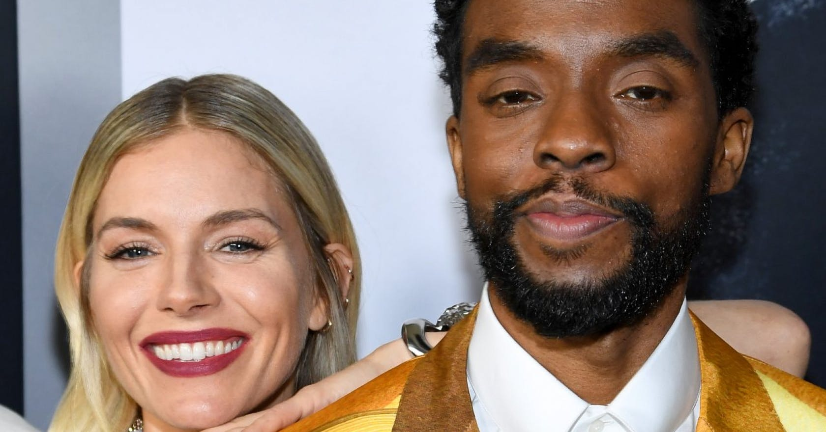 The problem behind Chadwick Boseman raising Sienna Miller's salary with his own pay