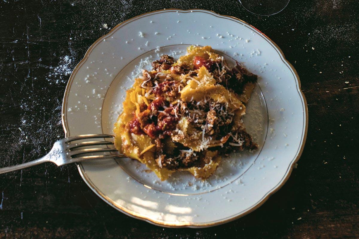 ragu bolognese - authentic italian recipe