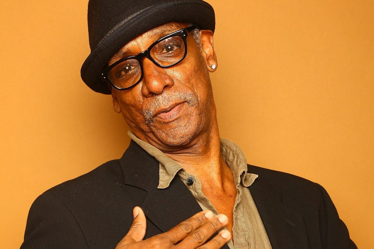 Thomas Jefferson Byrd poses for a portrait at the 2014 American Black Film Festival at the Metropolitan Pavillion on June 21, 2014 in New York City. (Photo by Astrid Stawiarz/Getty Images)