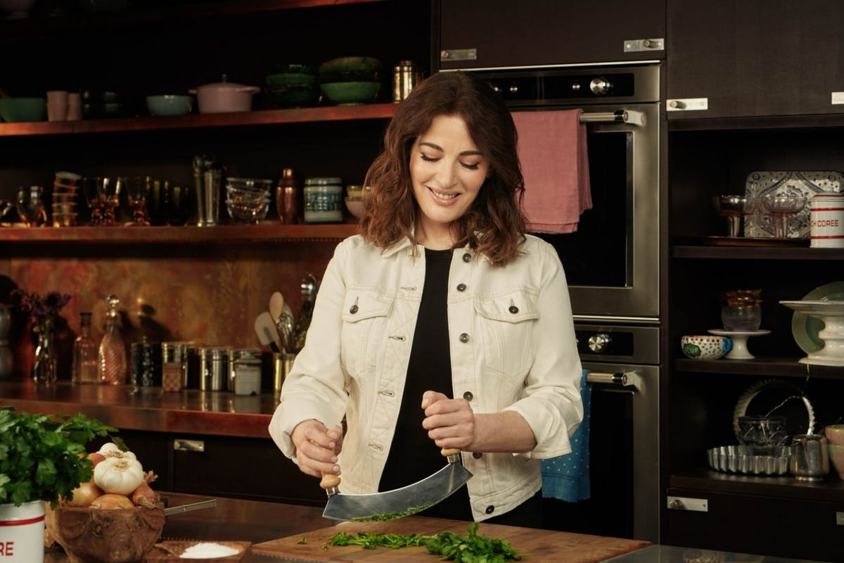 Nigella's Cook Eat Repeat on BBC TWO