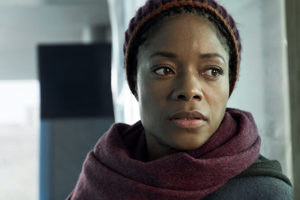 Naomie Harris as Helen in The Third Day