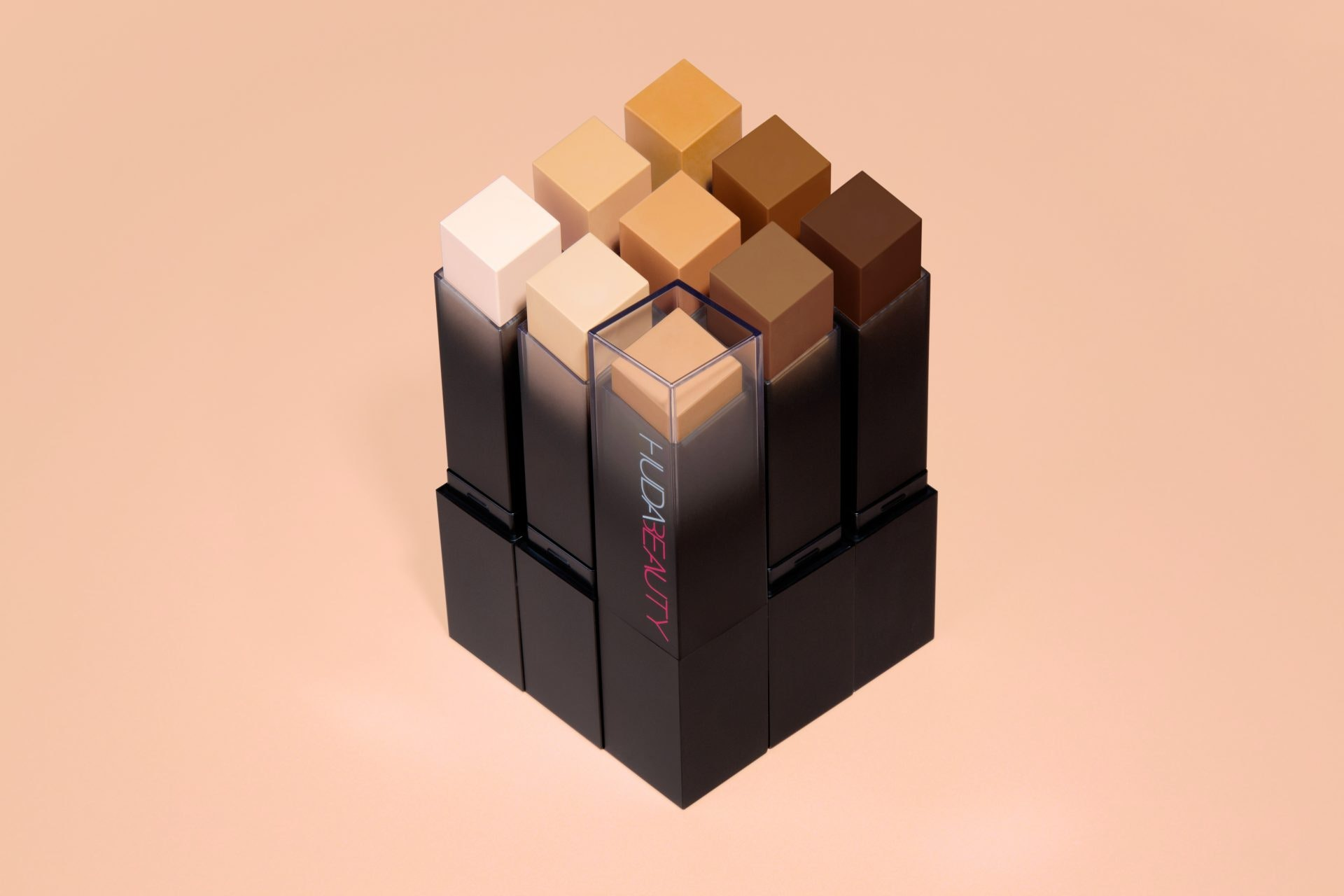 Huda Beauty Fauxfilter Skin Finish Foundation Stick Review