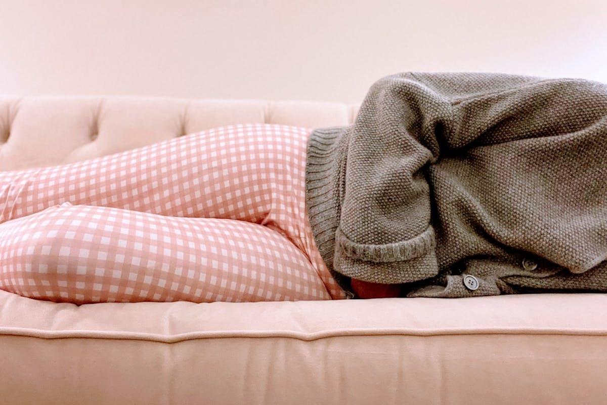 period flu