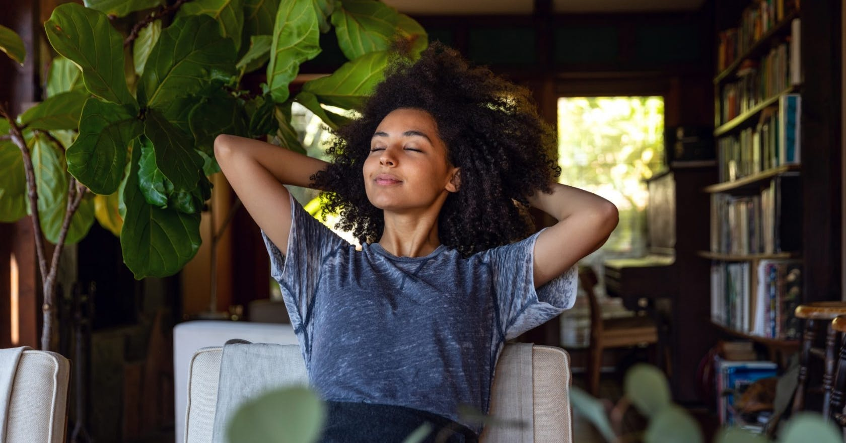 This simple self-care technique could reduce your stress levels in under 5 minutes
