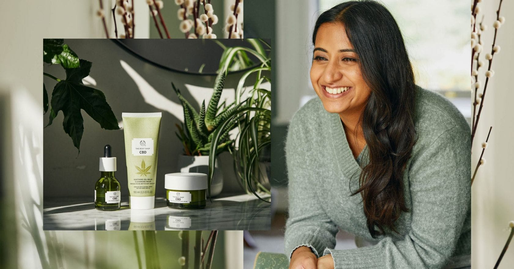 I added CBD into my beauty routine and this is what happened