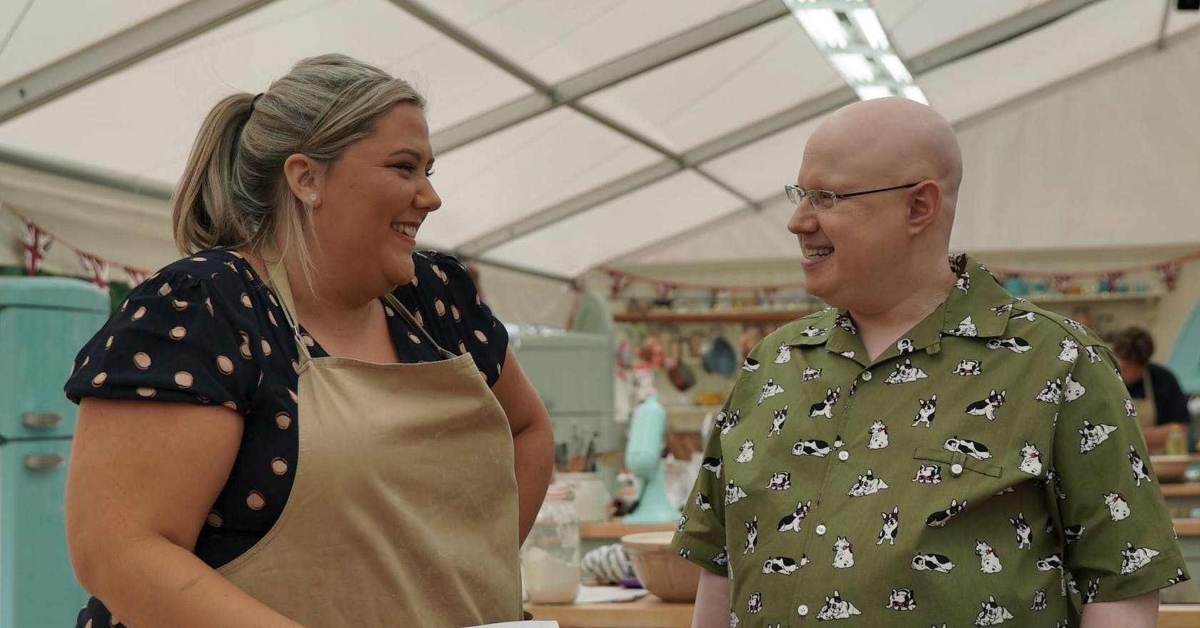 GBBO: the four life lessons to take from a stressful pastry week