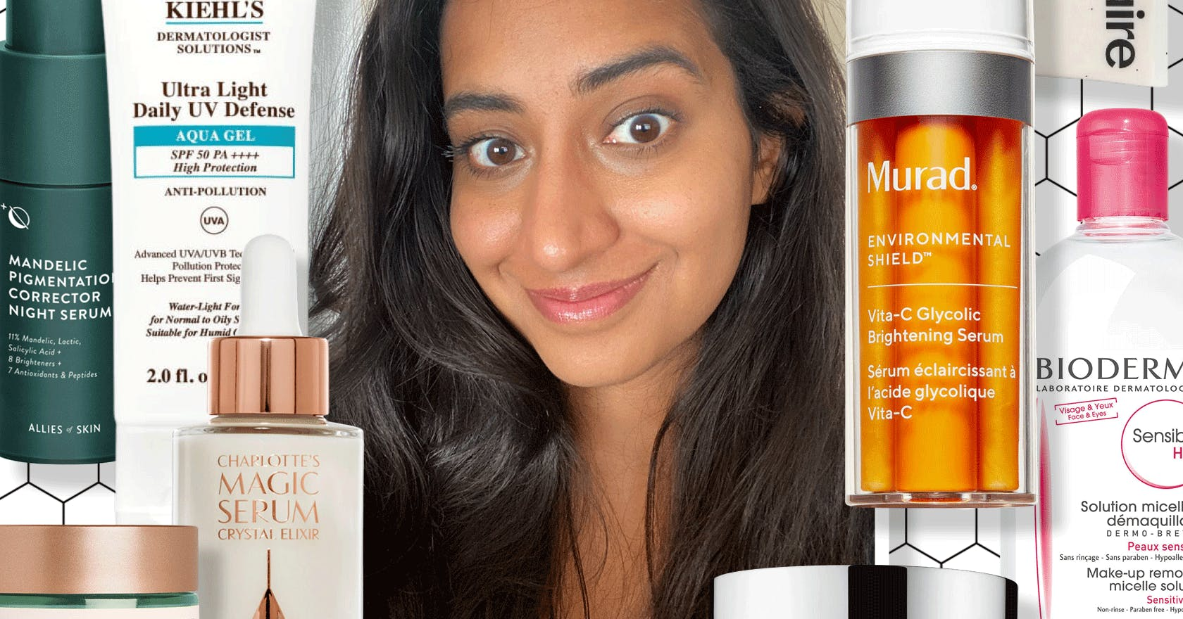 Every single product our senior beauty writer uses on her combination skin