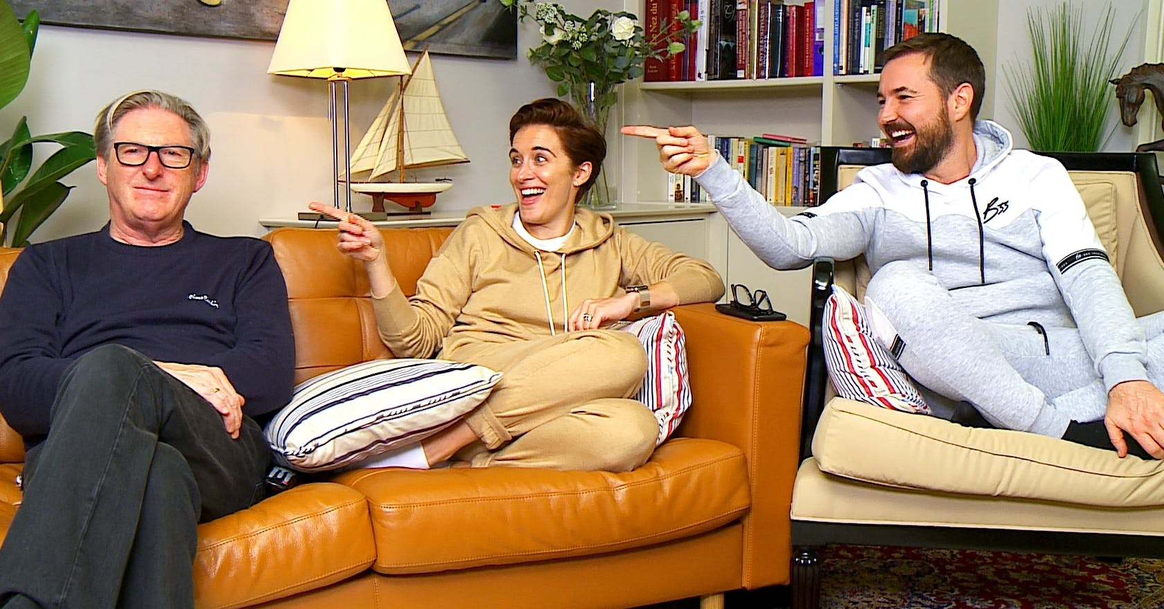 Line of Duty fans can't stop laughing at this Celebrity Gogglebox moment