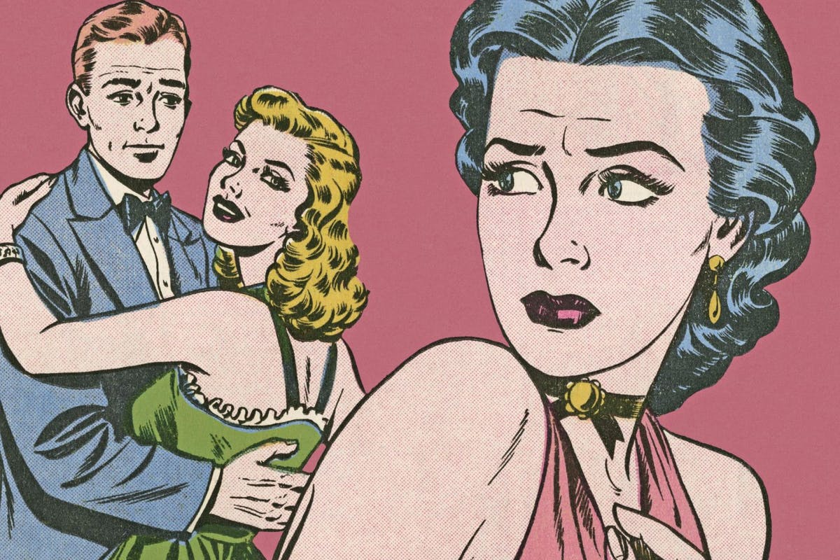 Jealousy in relationships: are you obsessed with your partner's ex?