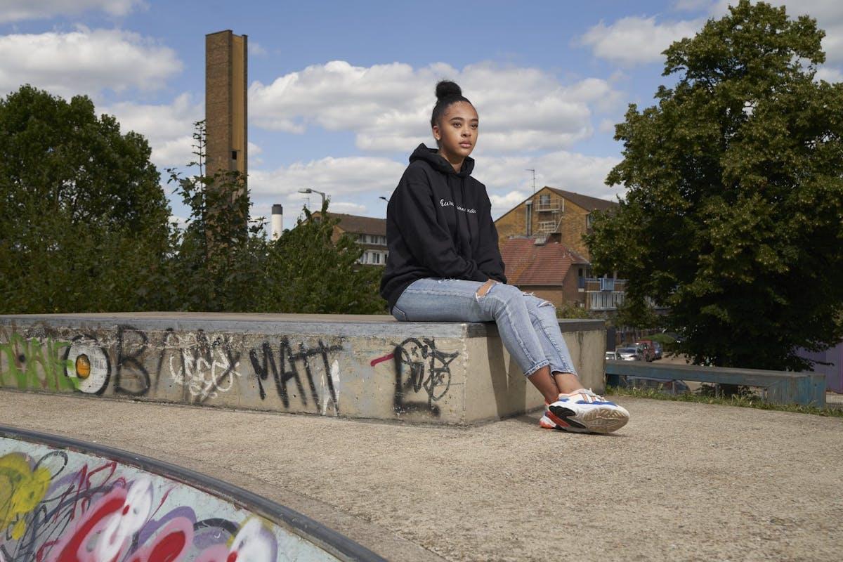 Yinka Bokinni in Damilola: The Boy Next Door on Channel 4