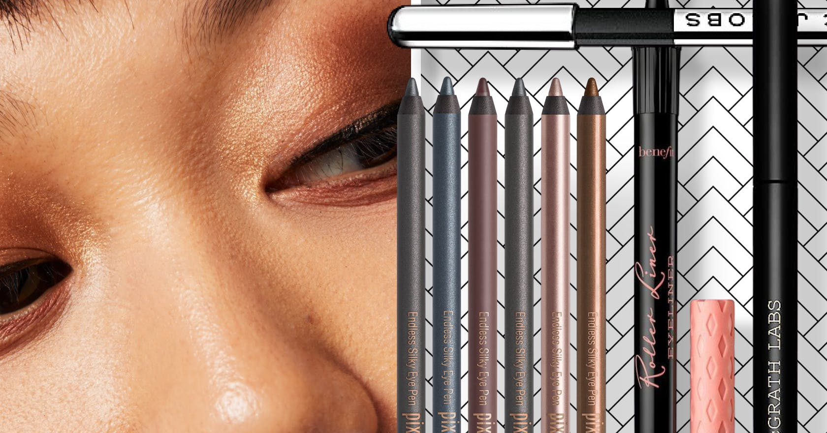12 kohl, liquid and gel eyeliners that don't run or smudge