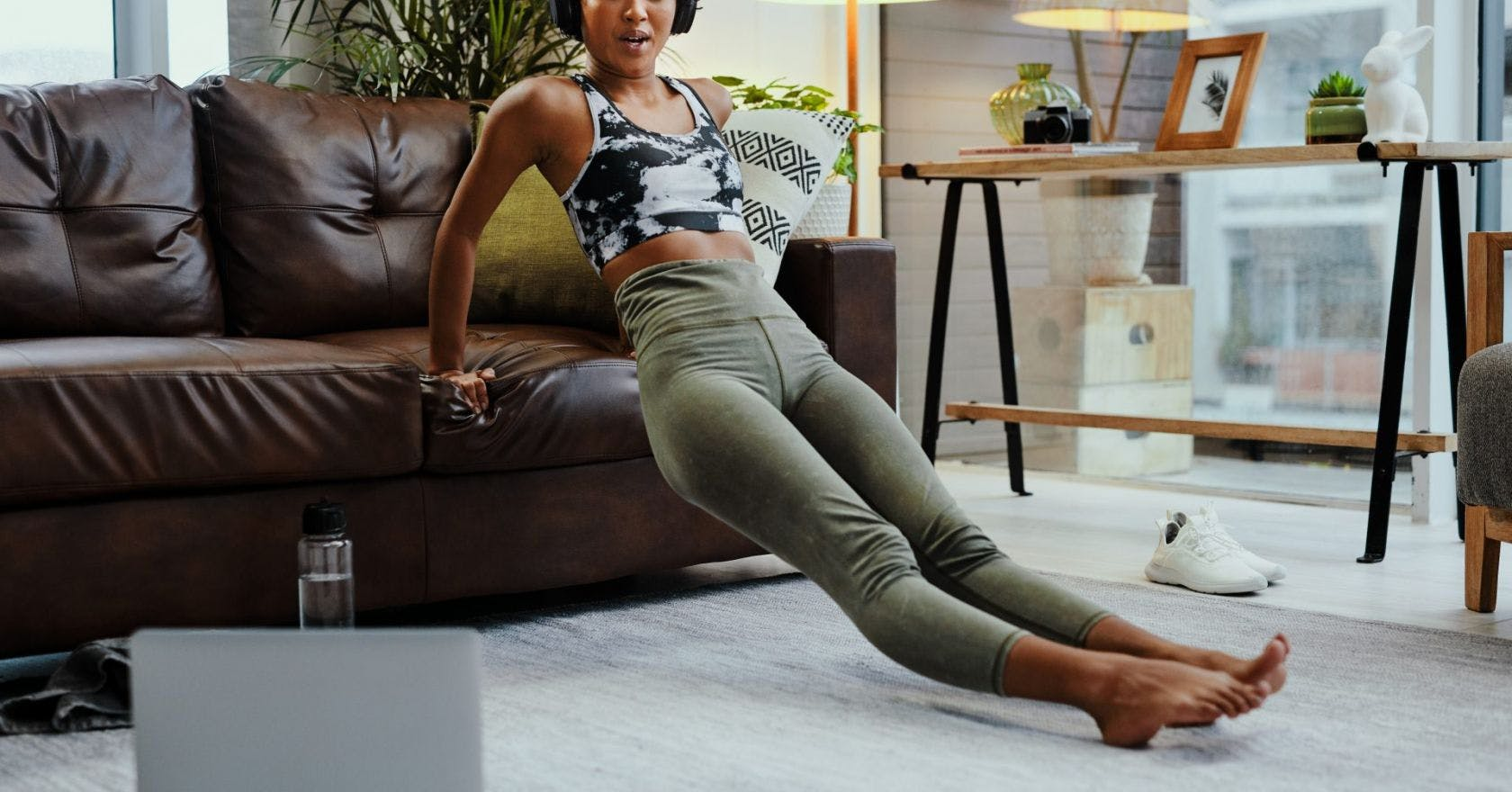 How to make home workouts as challenging as your gym training