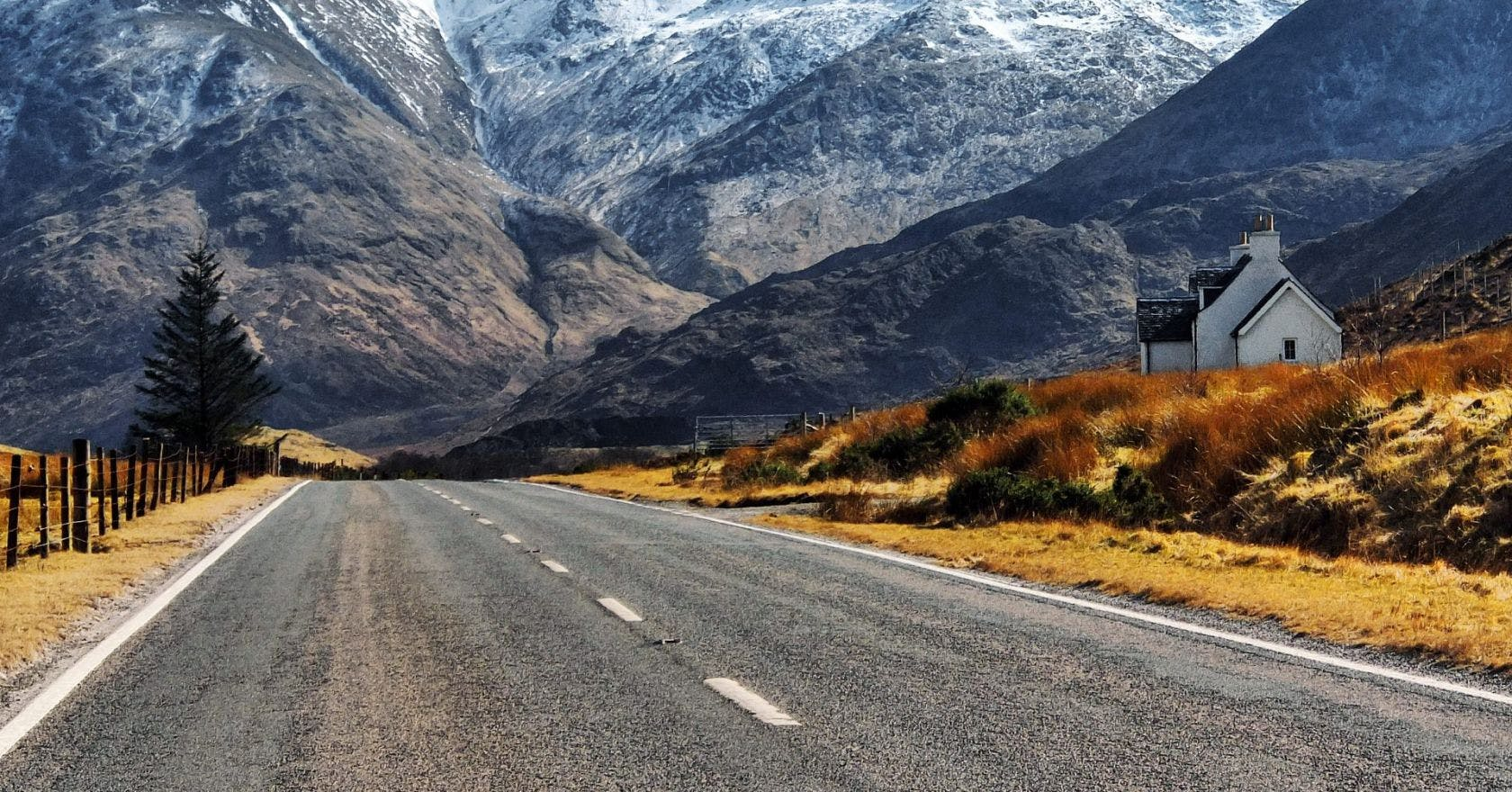 Epic road trips for a winter staycation