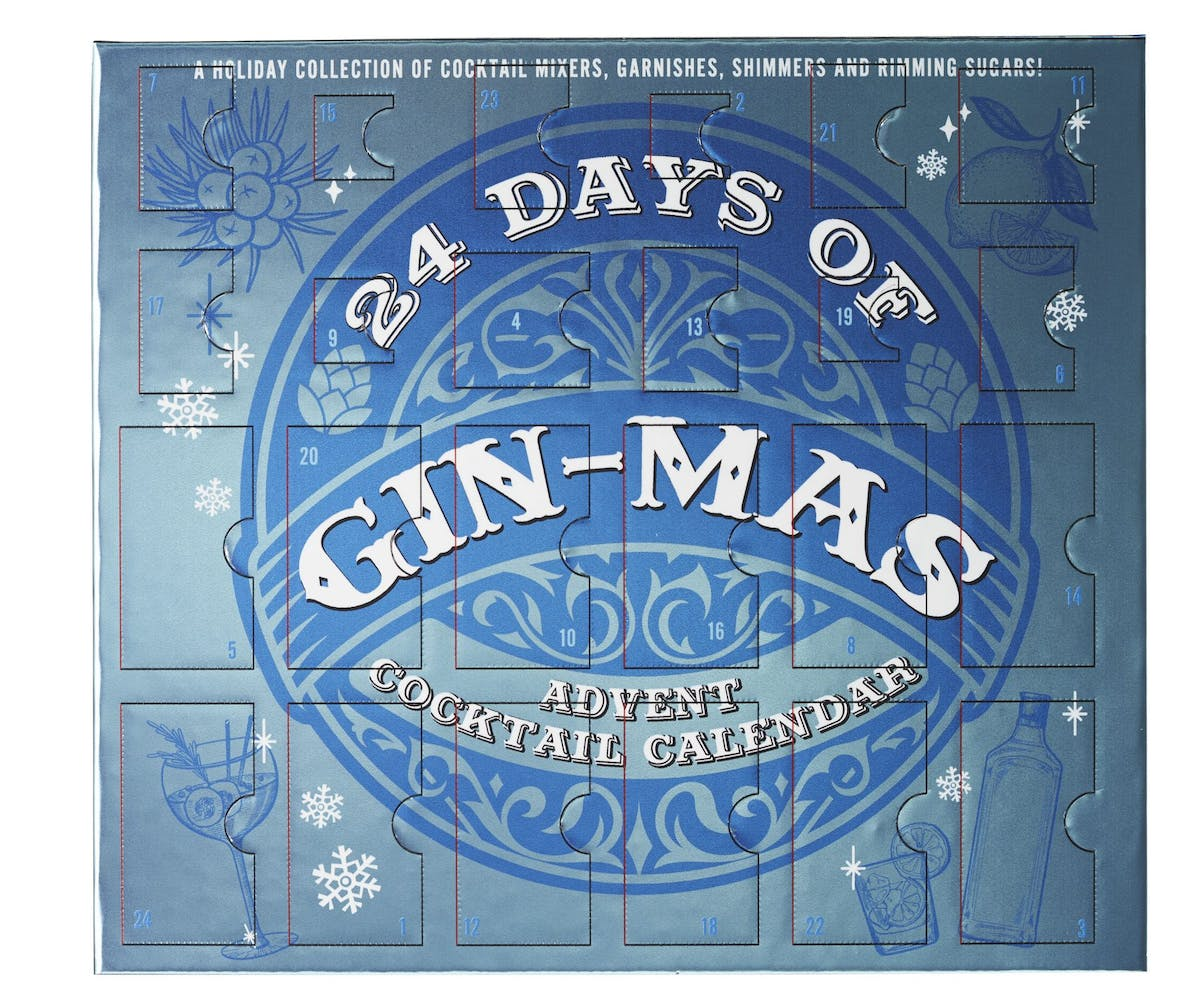 Countdown To Christmas 2020 Wilko 13 gin advent calendars to buy now for Christmas 2020