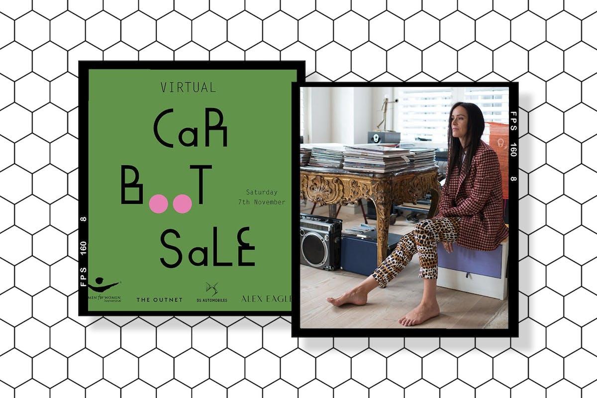 Women for Women car boot sale