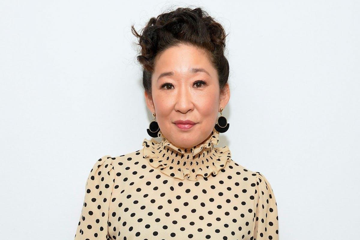 Sandra Oh in new Netflix series.