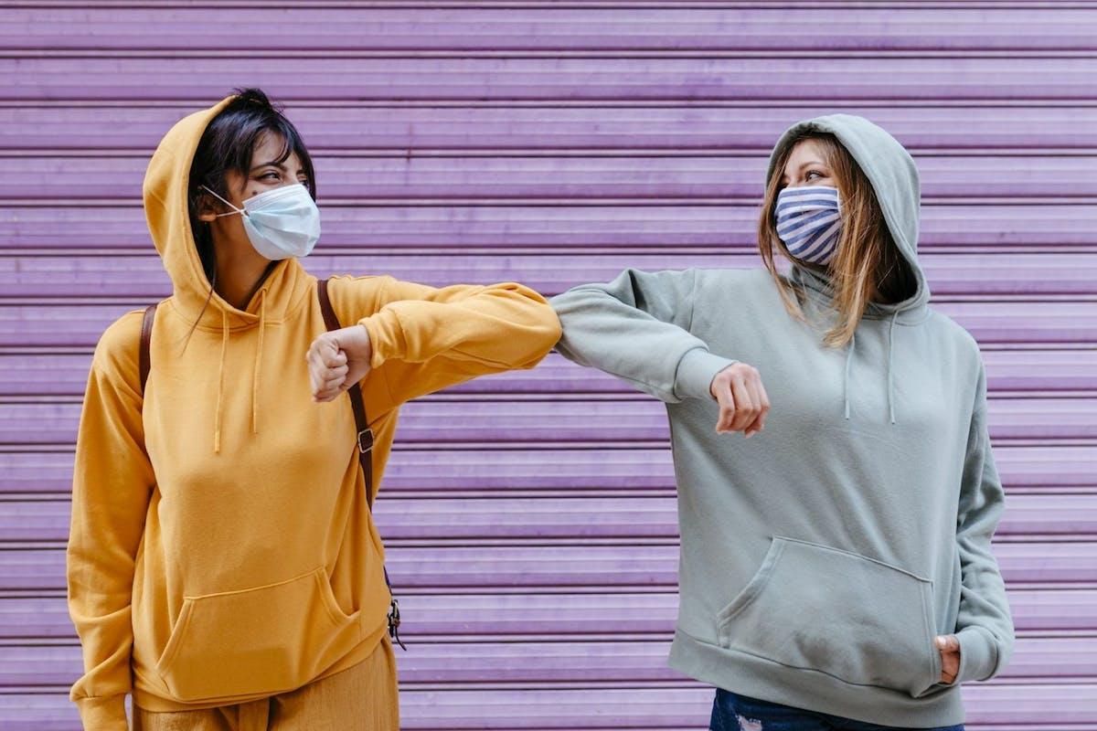 Lockdown, again: The bittersweet joy of seeing friends before a second lockdown