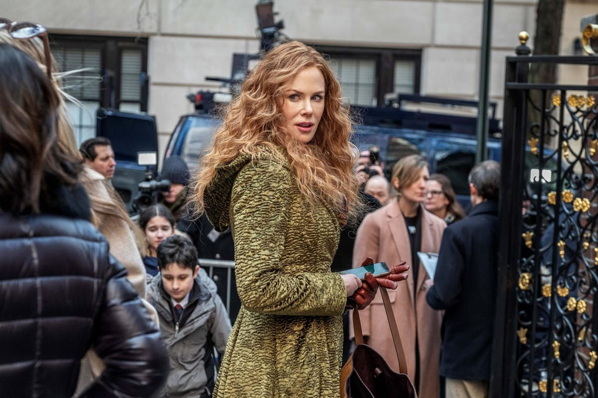 Nicole Kidman as Grace Fraser in The Undoing