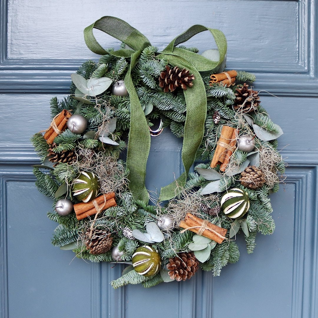 Diy Christmas Wreath Making Kits To Try At Home