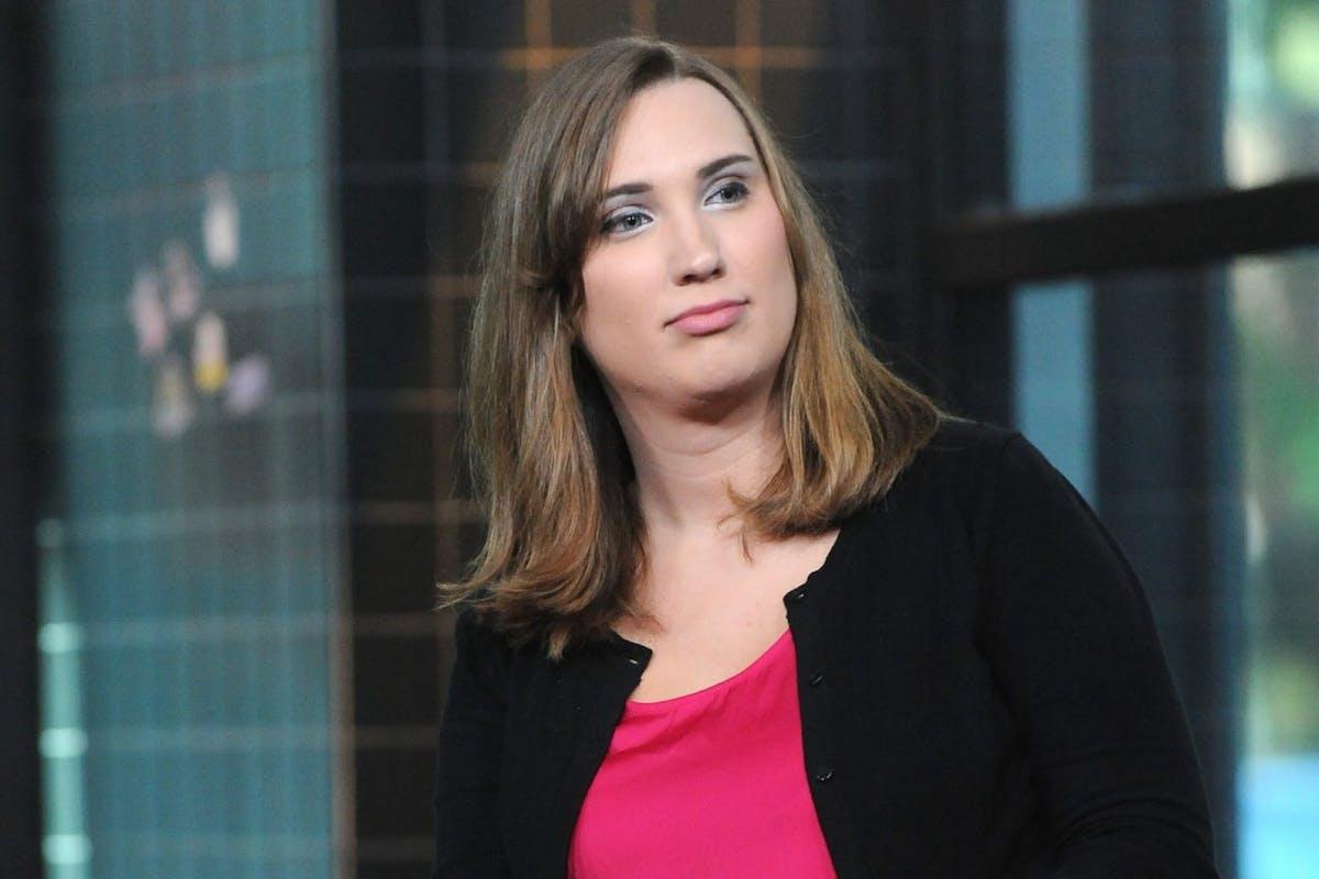 Sarah McBride.