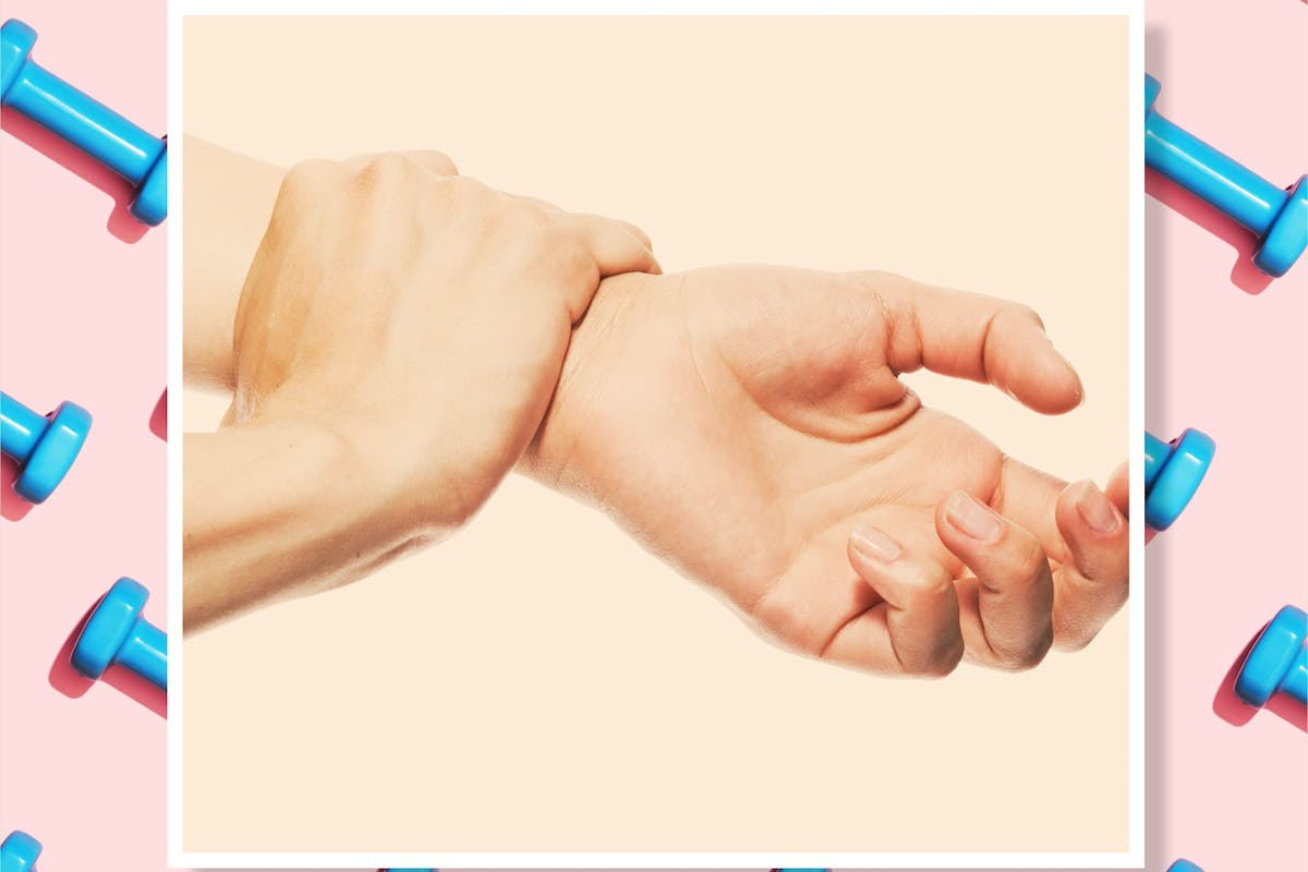 wrist-stretches-strong-women