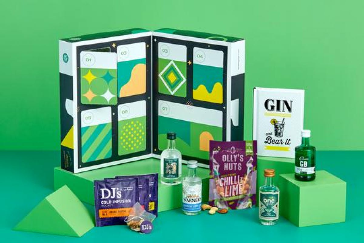 Seven Days of Gin Sophistication