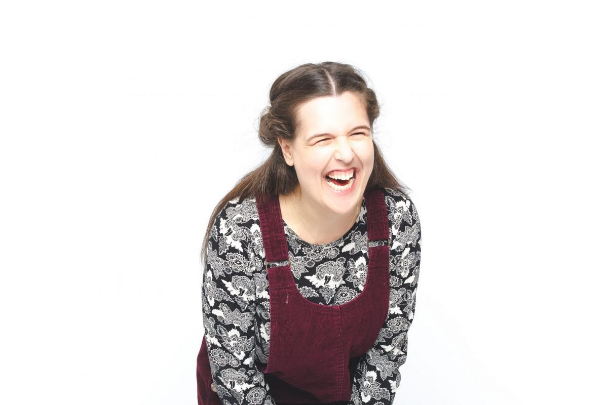 Comedian Rosie Jones