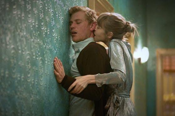 Johnny Flynn in the Cordelia movie
