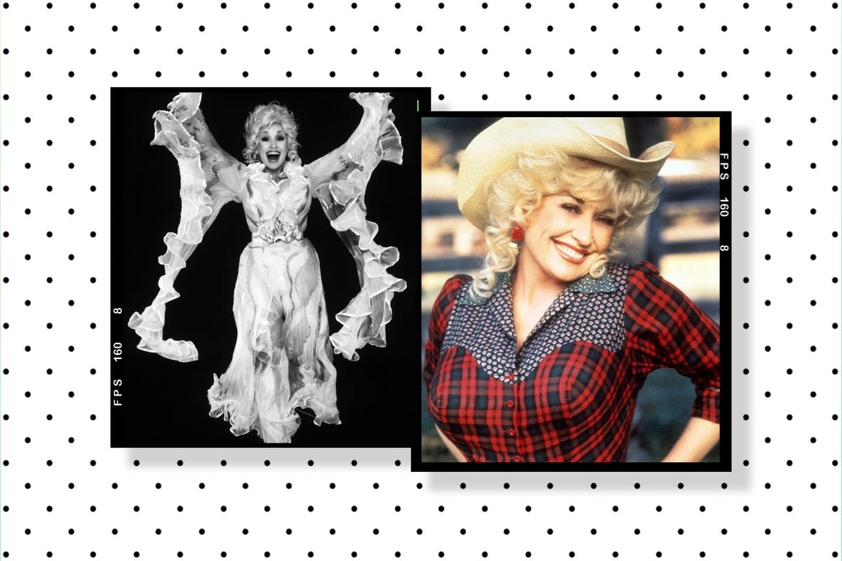 Dolly Parton's best fashion moments
