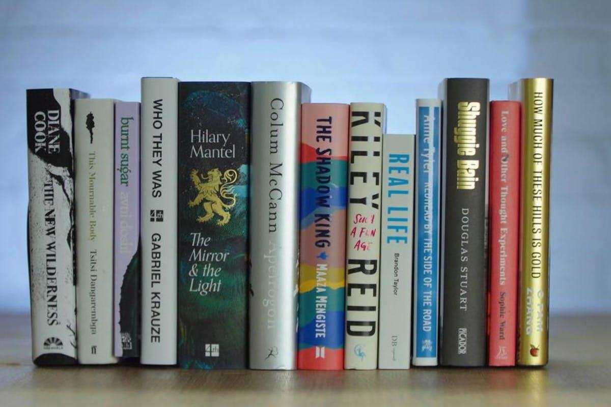 Booker Prize 2020 shortlist
