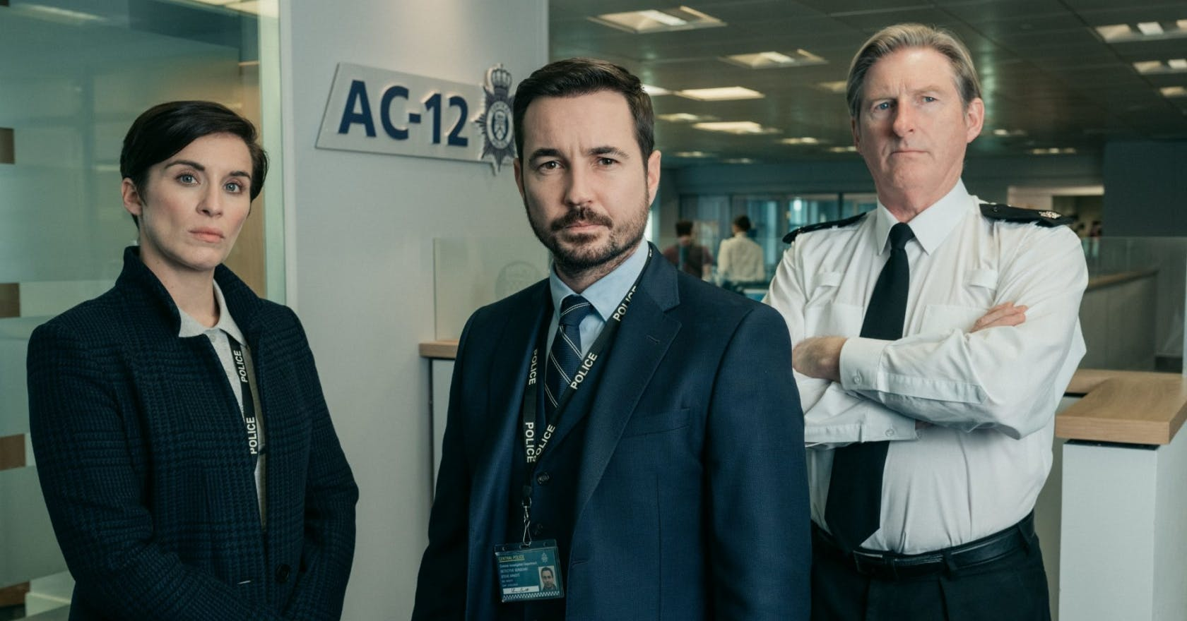 Obsessed with Line Of Duty? The official podcast is for you