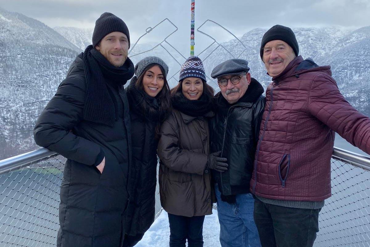 Christmas-Austria-family-Meriam-Ahari