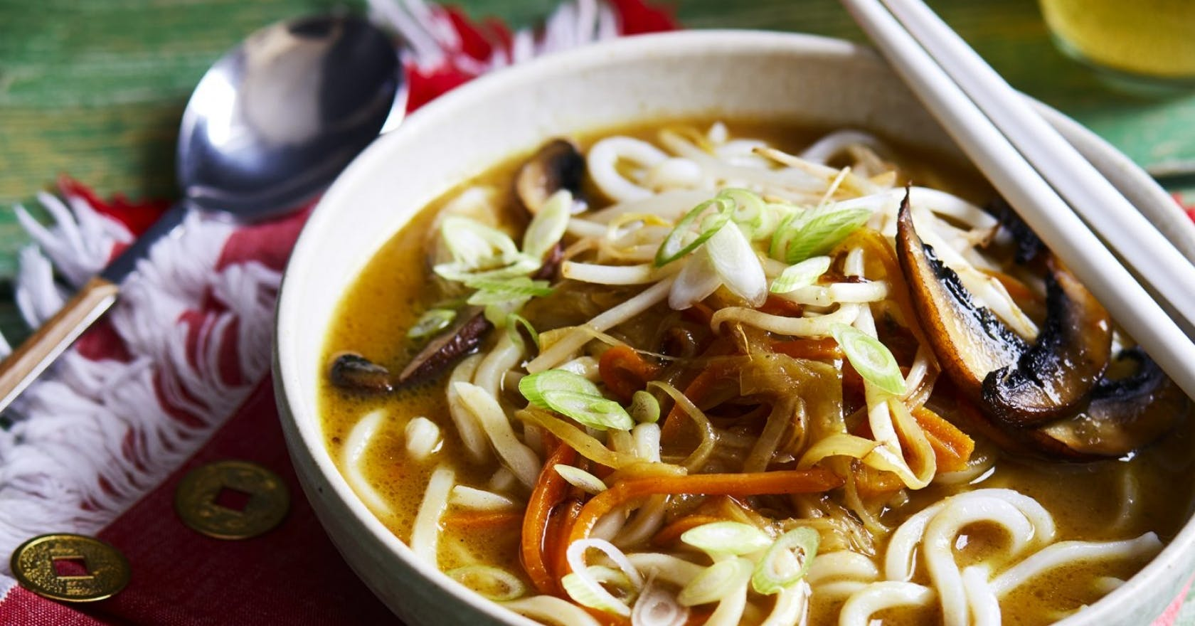 5 noodle soup recipes that are happiness in a bowl