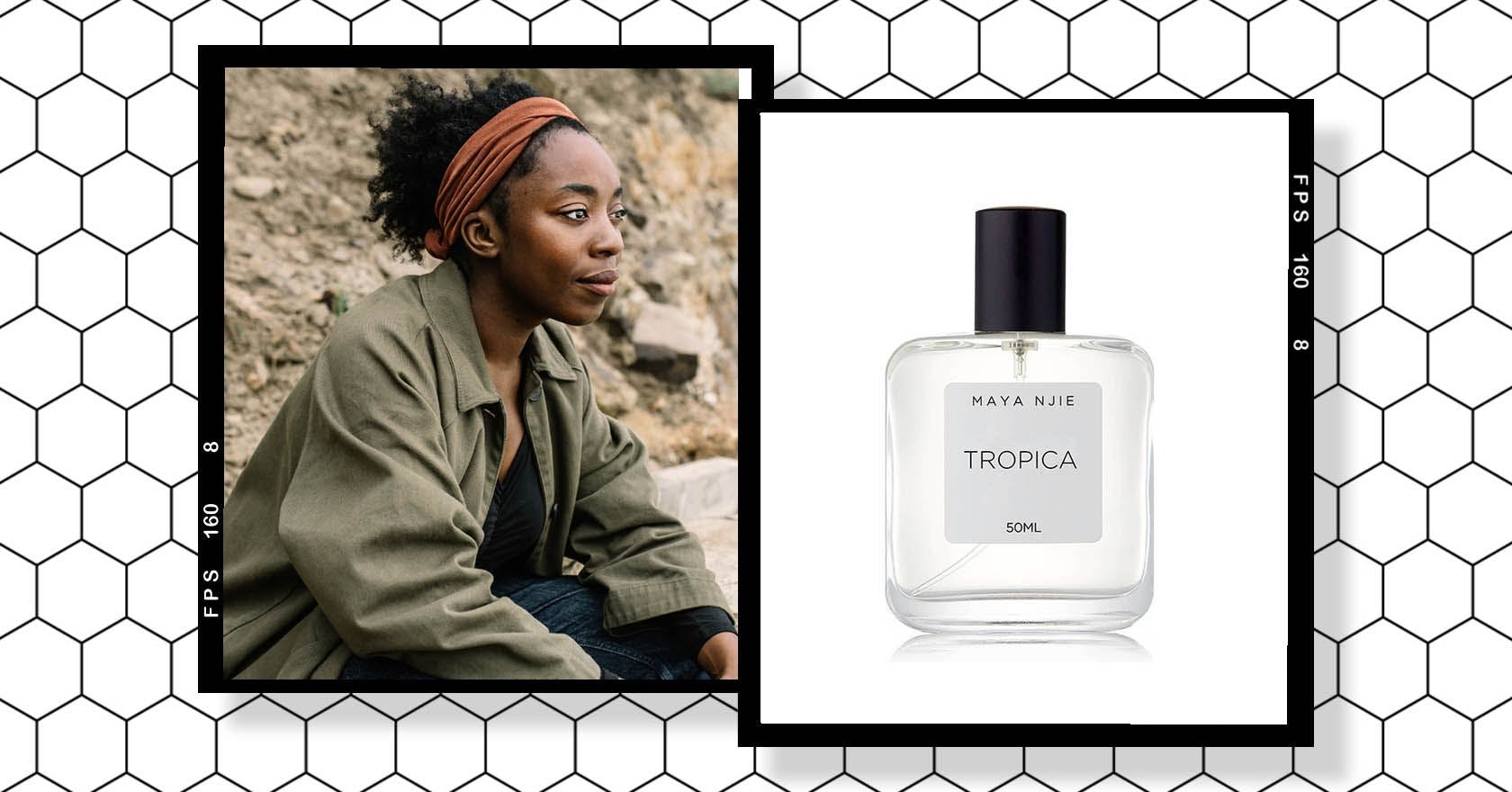 Pretty Damn Good: the perfume this beauty entrepreneur relies for mental clarity