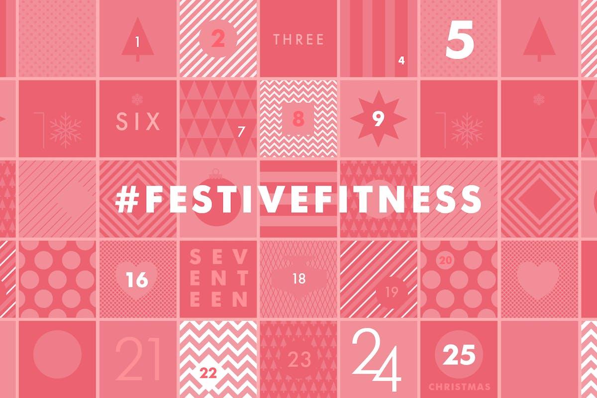Strong Women festive fitness advent calendar