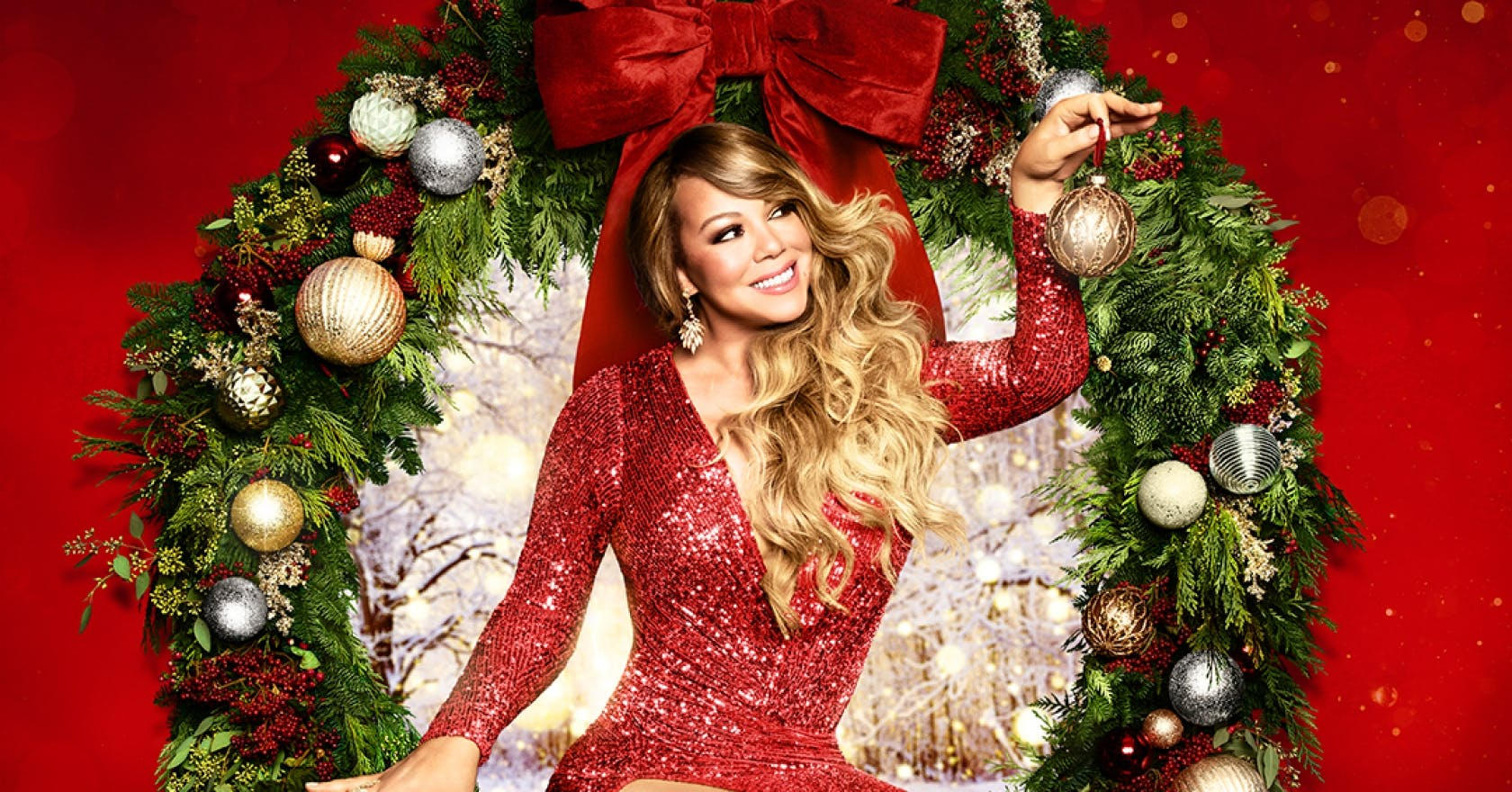 Mariah Carey's star-studded Christmas extravaganza is the TV we need right now