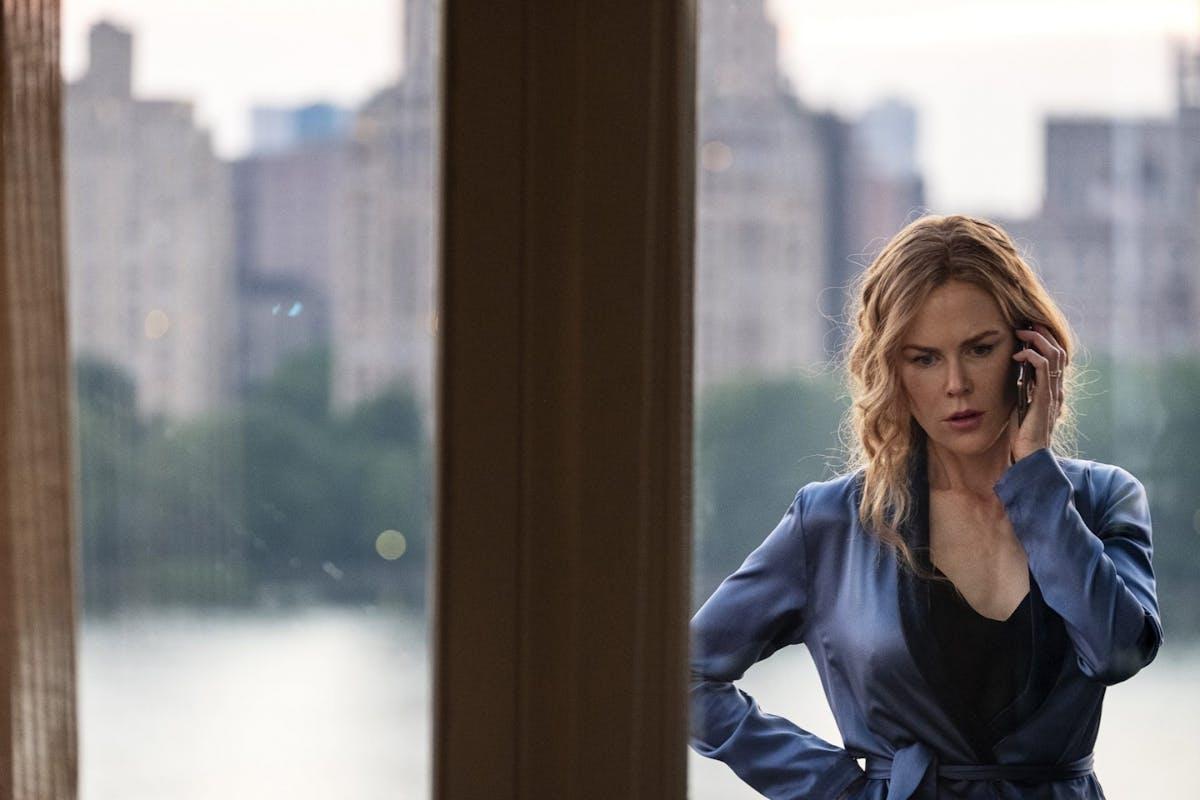Nicole Kidman as Grace in The Undoing