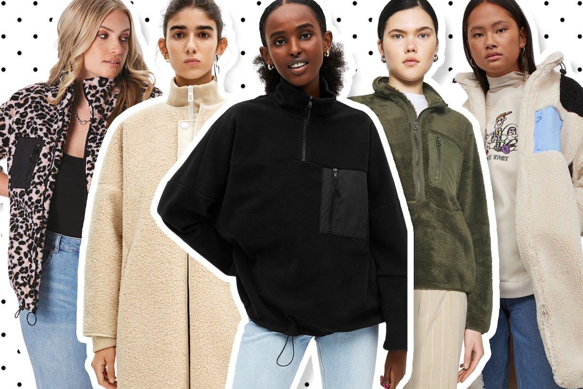 Best fleeces to shop now: Stylist